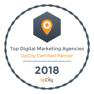 Top Digital Marketing Agency - UpCity Certified Partner